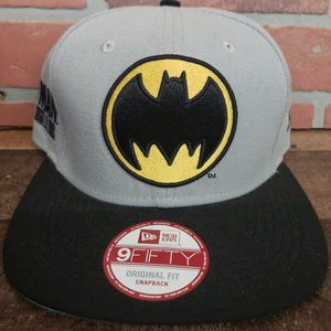 "New Era 9FIFTY Batman ""No Superpowers Needed"""